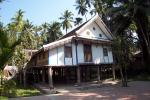Typical Lao House (Luang Prabang)