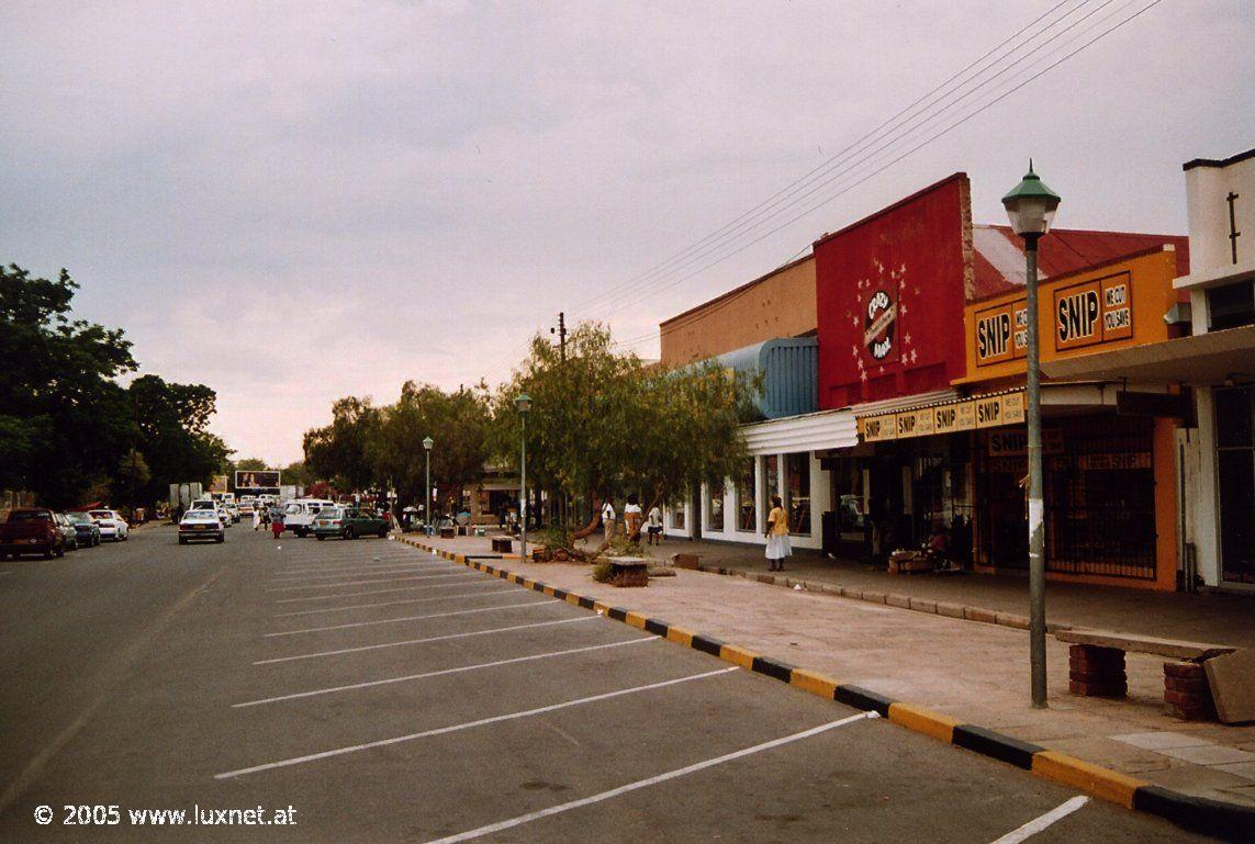 Shopping Street (Francistown)