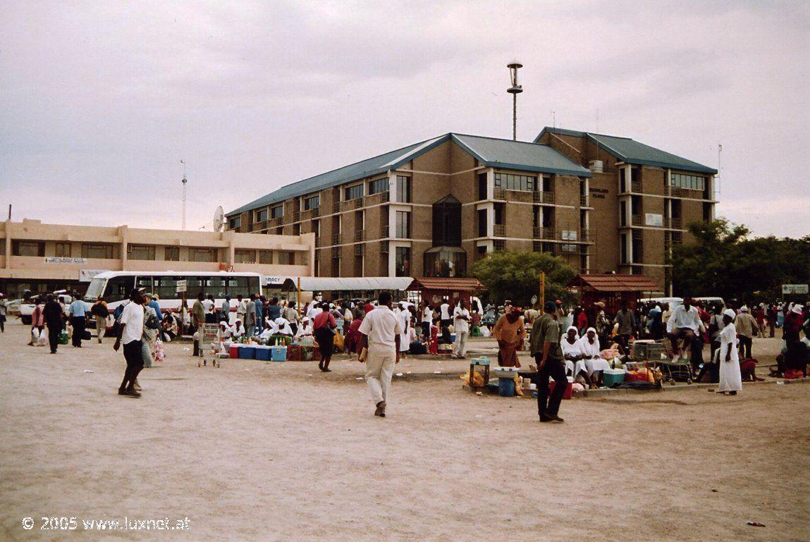 Bus Station (Francistown)