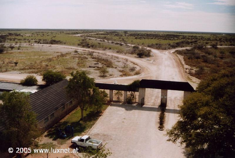 Okaukuejo Rest Camp (Etosha National Park)