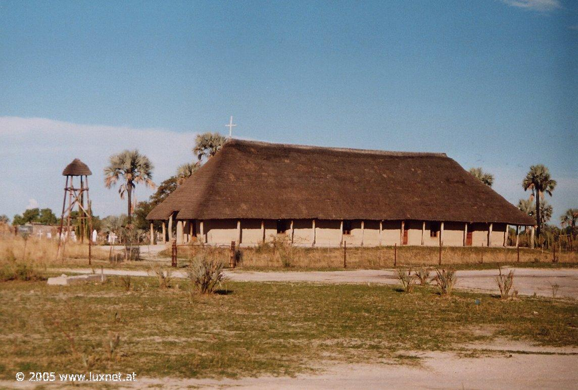 Olukonda Mission (Four O Region)