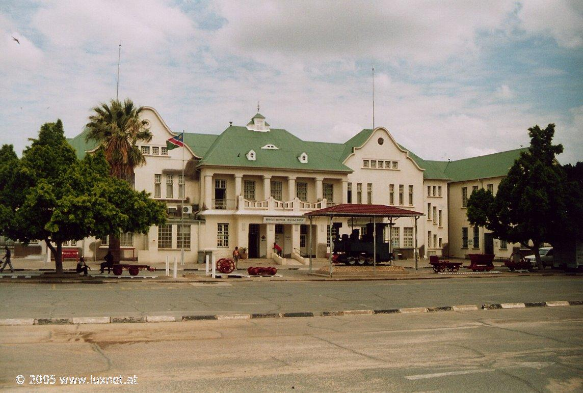 Trainstation (Windhoek)