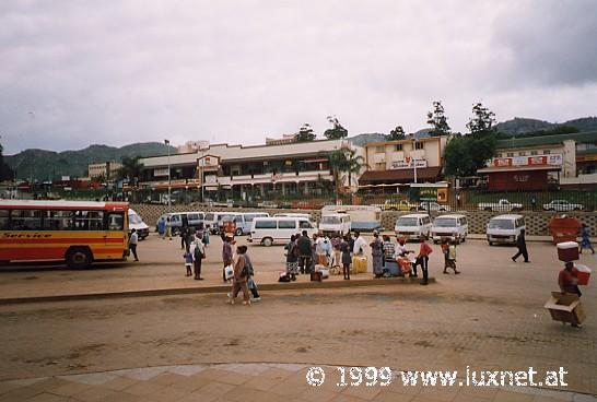 Bus Station (Mbabane)