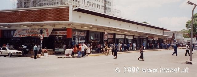 Shopping Center (Harare)