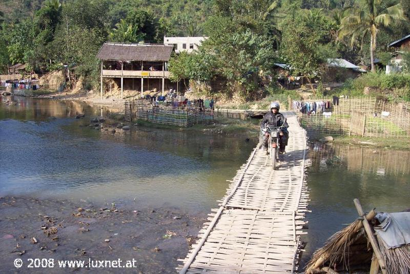 Muang Mai river crossing