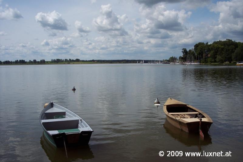Ryn, Masurian Lake District