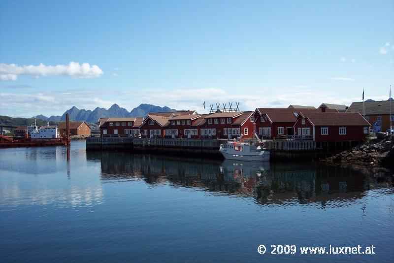 Svolvær, Lofoten Islands