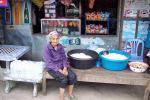 Phou Khoun street scene