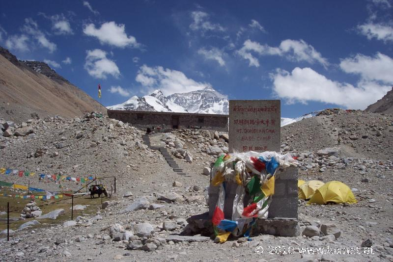 Everest Basecamp, 5200m (Tsang)