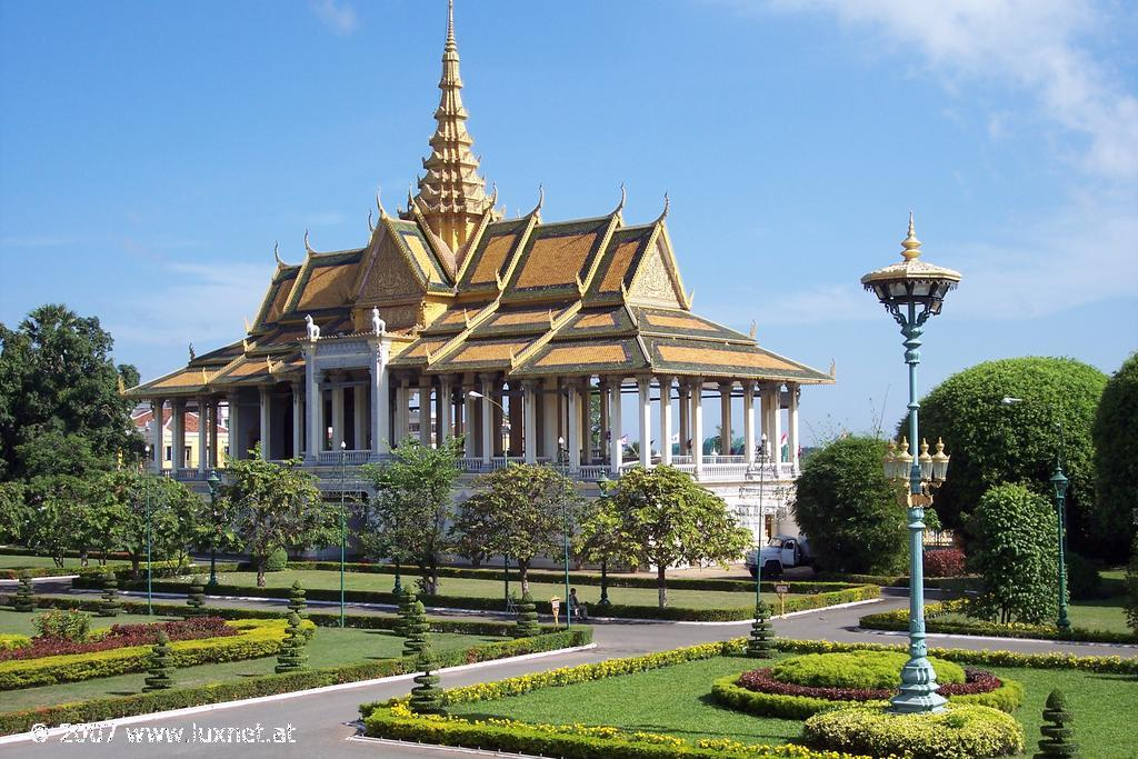 Royal Palace (Phnom Penh)